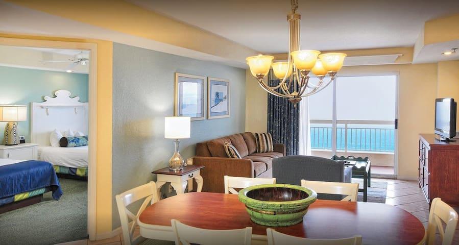 Royal Vista Resort, Living and Dining Area (may vary)