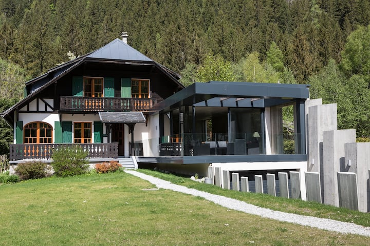 Chalet Design & Tradition - exceptional view