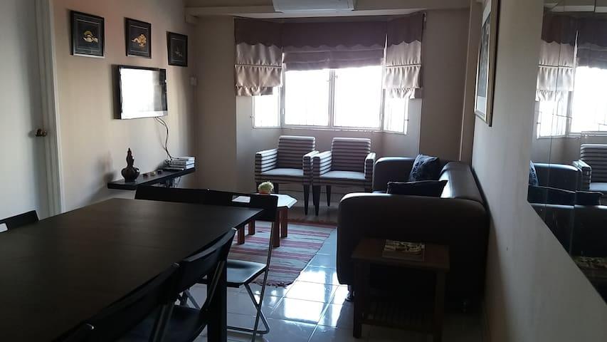 Lestari Homestay Cheras - Kuala Lumpur - Apartamento