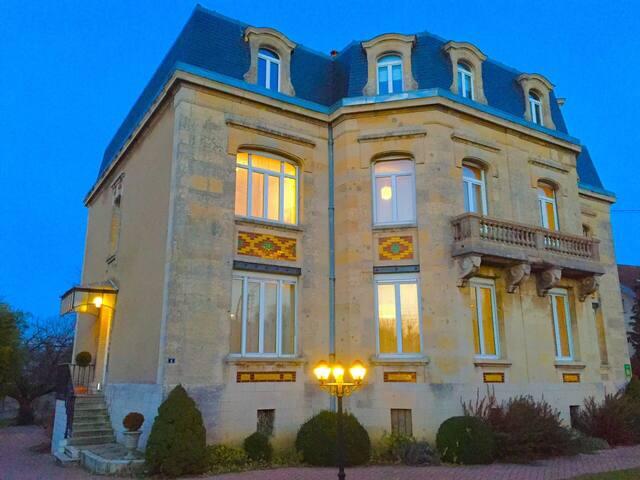 Logis de la Scance, 5 chambres, Verdun - Verdun