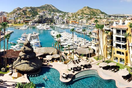 BEST 2BR NAUTICAL FAMILY SUITE IN CABO SAN LUCAS - Кабо-Сан-Лукас