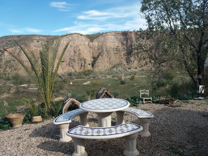 Cortijo Teona with amazing views and Private Pool