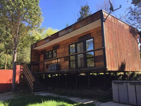 Cabaña de Lata 1