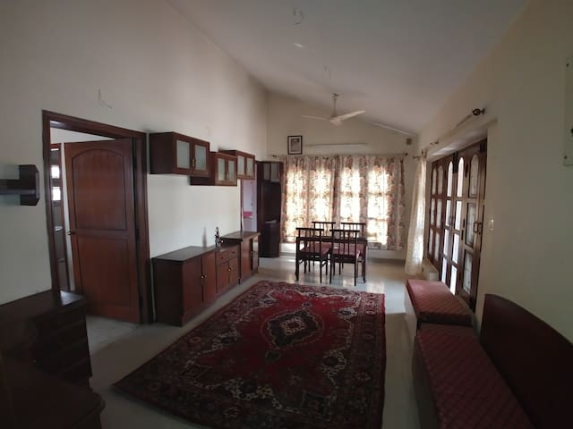 Centrally Located 2 BHK fully furnished Penthouse