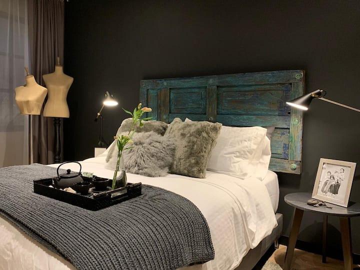 HOTEL CASA EMILIA.   Room No. 2 (Great location)