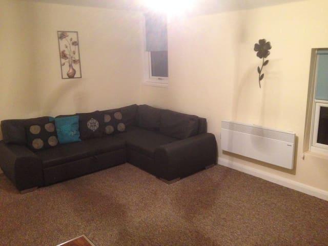 Sienna Apartment 5 - Blackpool - Huoneisto