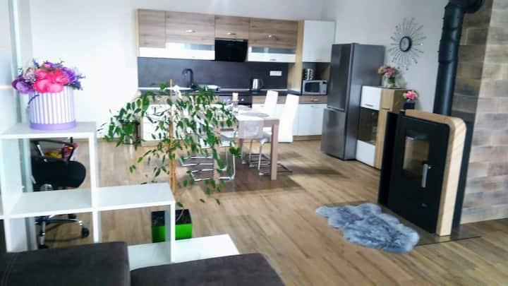 Apartmány pod Poludnicou Apartmán č.4