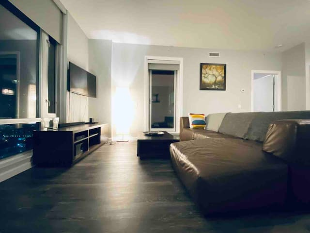 MUST SEE! Fresh Modern Downtown condo on 17th flr