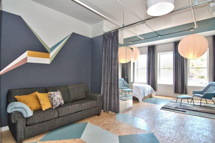 Wonder Honesdale -Loft A2- 3 Bedroom-2 Bathroom-Sleeps 6