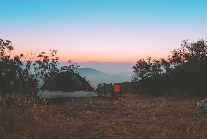 Malibu Camping Experience