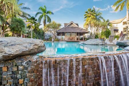 ❤️ Modern Resort Apartment - city+airport close!