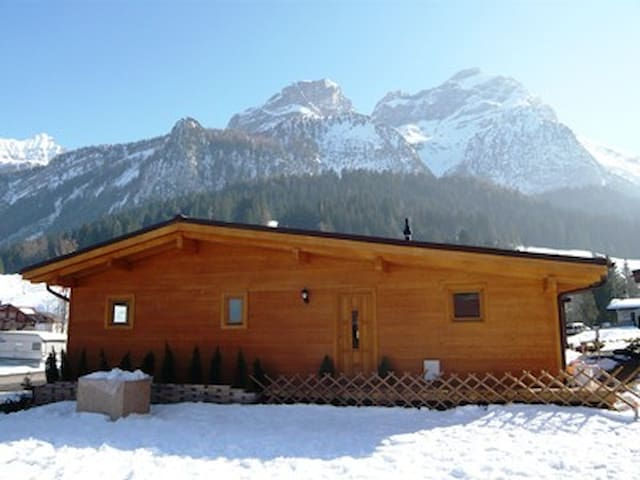 Cosy, modern chalet, amazing views! - Gsteig bei Gstaad - House