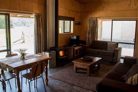 The Barn at WildEarthLodge - Makarora