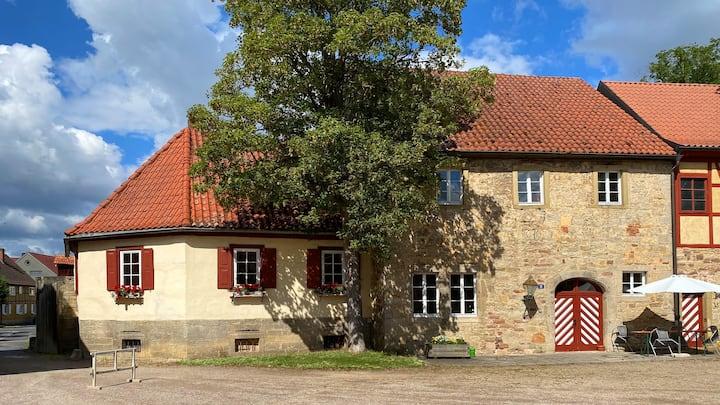 """""""Alte Brauerei"""" am Wasserschloss"""
