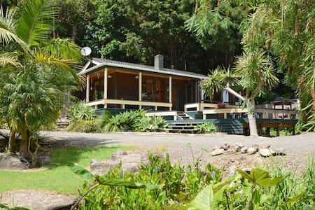 Earth Sea Gardens - Matapouri Bay - Matapouri - 獨棟