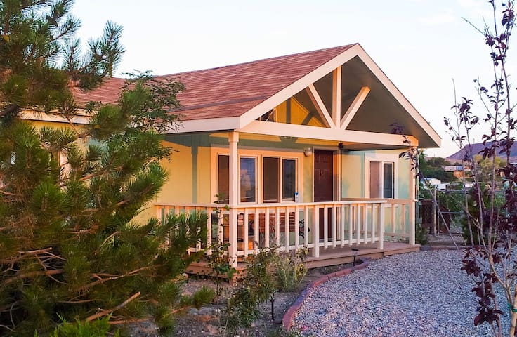 Tranquil 3-bedroom Goldfield house - Goldfield - Talo