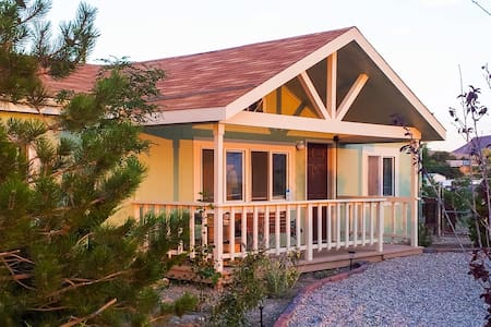 Tranquil 3-bedroom Goldfield house - Goldfield - House