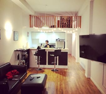 Amazing Large Loft Studio With High Ceilings - New York