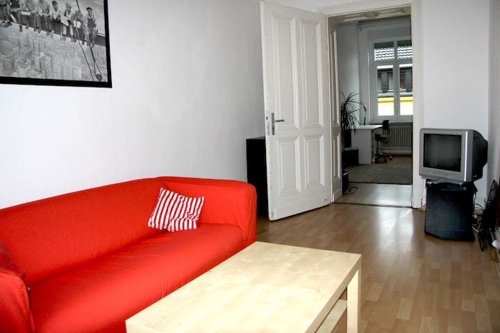 2 rooms centric in Bonn Beuel