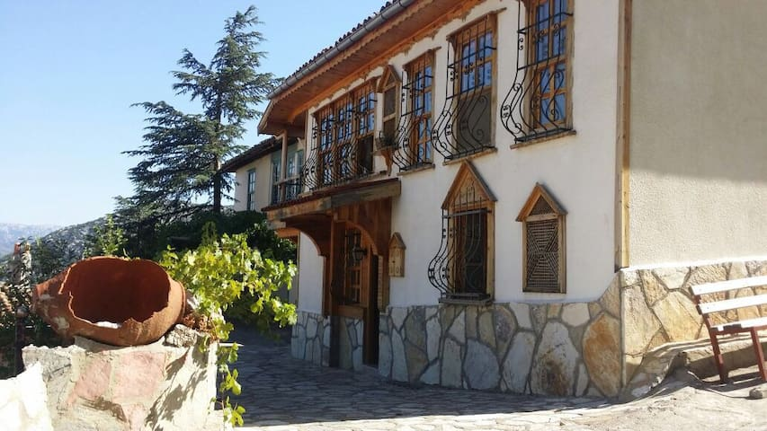 Breath on Taurus Mountains - Akseki - Bed & Breakfast