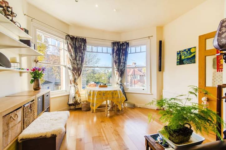 Charming One bed flat in Ealing