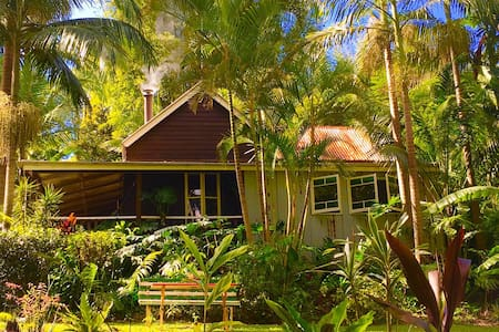 Coco's Cottage Byron Bay Hinterland - Byron Bay - Bed & Breakfast