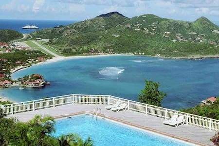Villa WV BRO - Located in St. Jean with views of Eden Rock and surrounded by turquoise ocean - Saint-Barthélemy - Villa