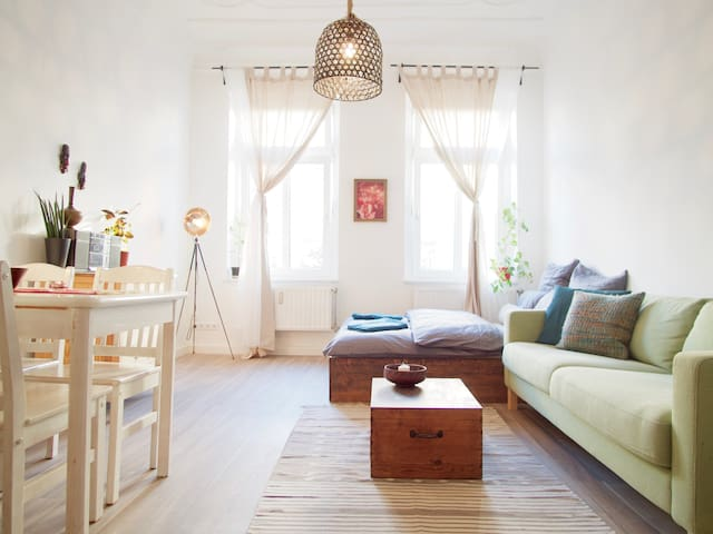 *Könni - 4 room apartment in Schleußig / Plagwitz - Leipzig