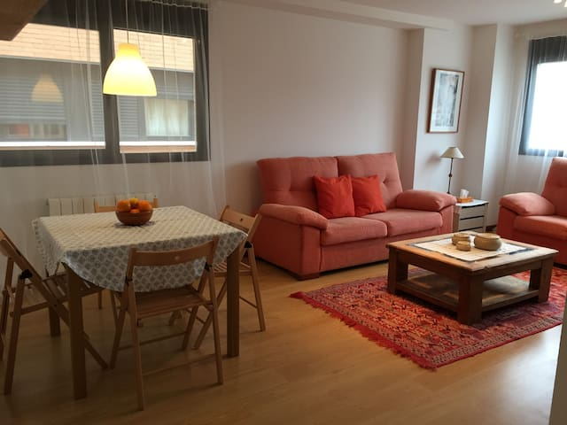 Charming bright apartment in Haro - Haro - Apartment