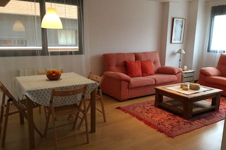 Charming bright apartment in Haro - Haro - 公寓