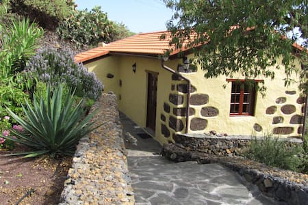 Schön restauriertes casa rural mit finca in Isora - Isora