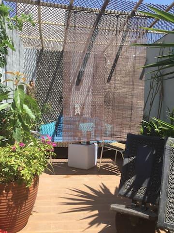 Appartement avec jardin terrasse à Lisbonne