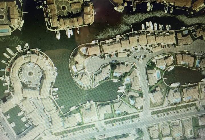 Marina Aigues Mortes 75m2