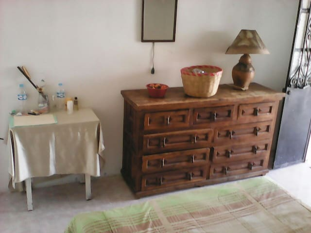 Private room with astonishing views of Taxco