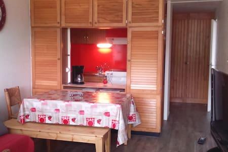 Appartement en accès direct aux pistes - Besse-et-Saint-Anastaise - Daire