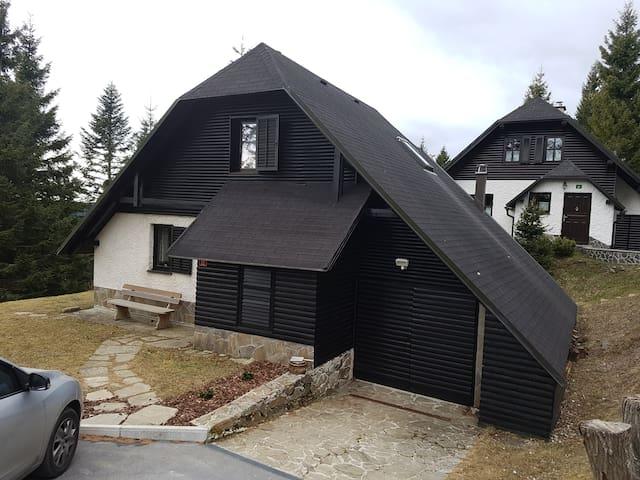 Chalet Urška Rogla - Resnik - Casa