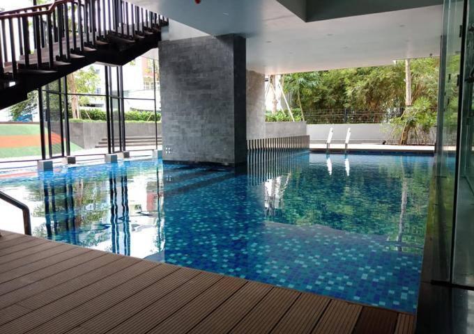 Kris Vue Home l Center l Dist2 l CityView-Pool&Gym