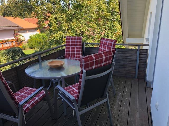 Balcony/Balkon