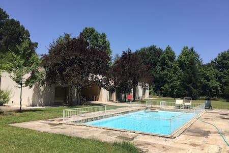 Villa with pool in the countryside - Ribaçais - Дом