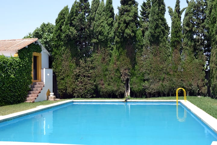 Casa rural Cortijo Jabonero.