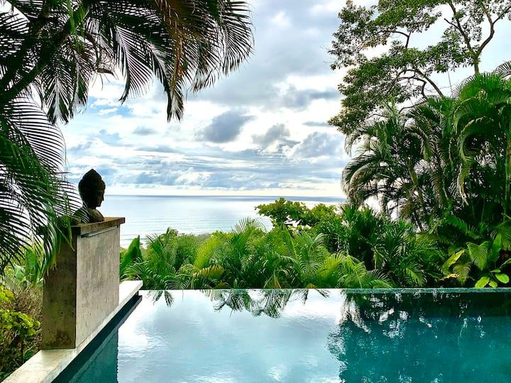 *NEW* Sunset Villa Santa Teresa - PURA VIDA