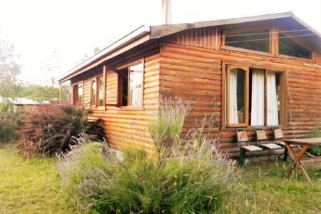 Cabaña en Coñaripe estilo rústica