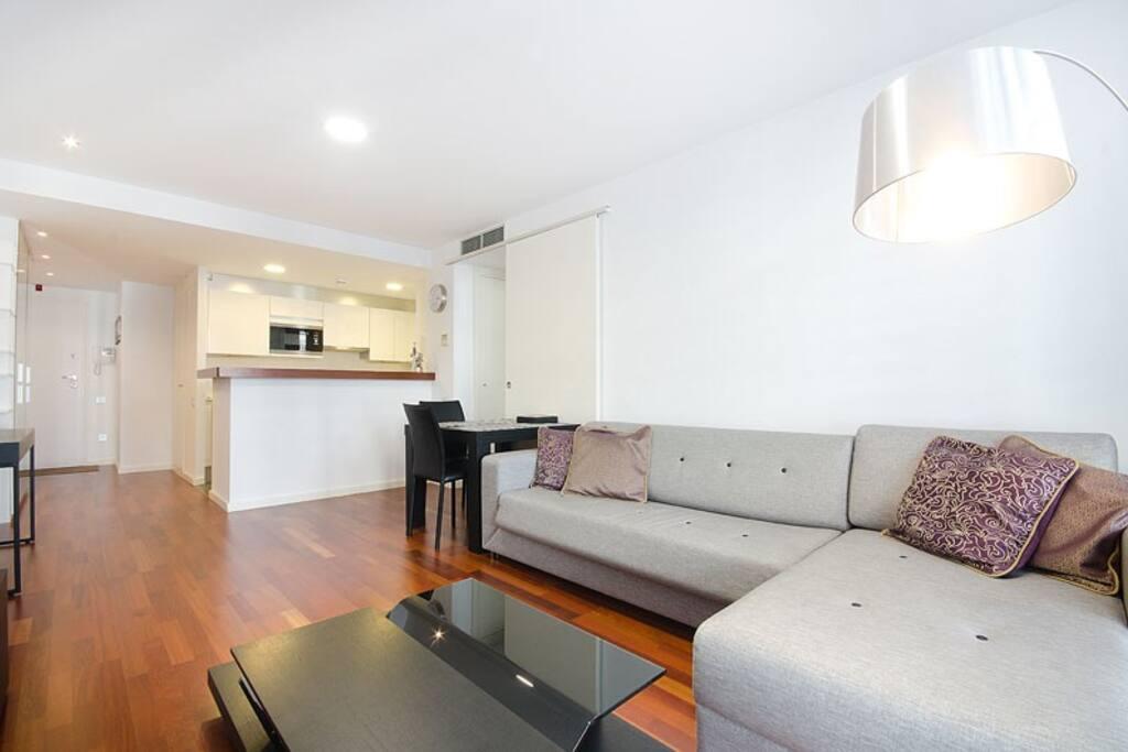 Luxury barceloneta apartment apartamentos en alquiler en barcelona catalunya espa a - Apartamentos en la barceloneta ...