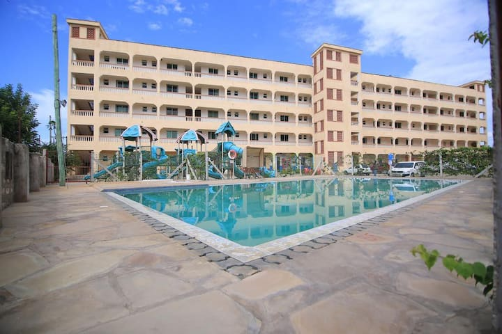 Executive Holiday Apartments Mombasa