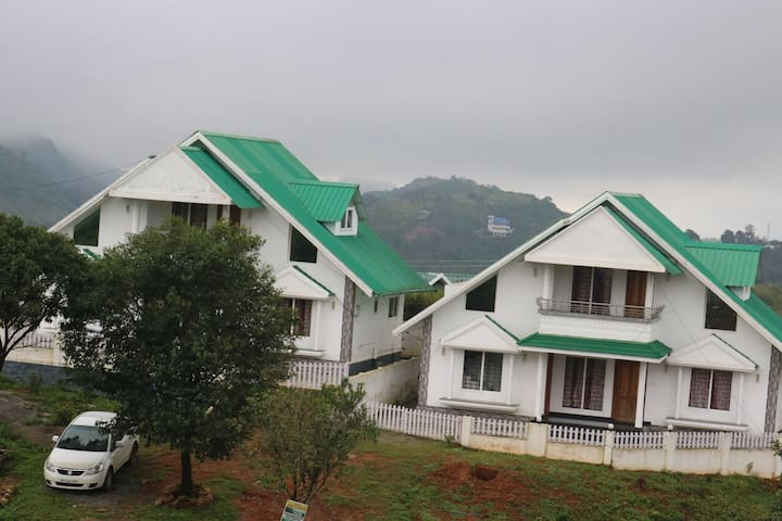 greentea meadows vagamon:Chillout,relax,cherish