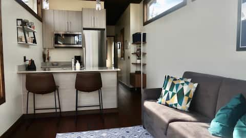 Tiny Home, Big Sawtooth View - Unit 3