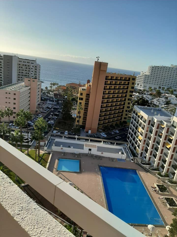 Apartamentos Viña Del Mar Near to the beach. WiFi