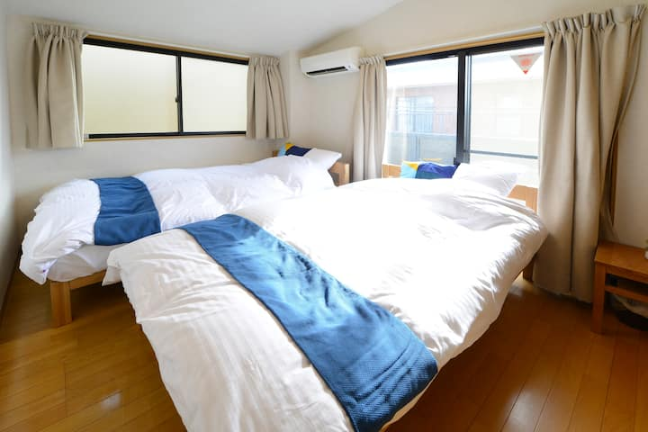 [Free Parking] 4BR House near Asakusa and SkyTree