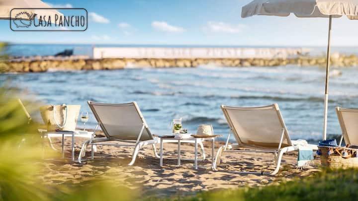 True Luxury 5 Pax Apartment Marbella Golden Mile