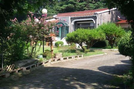 불.꽃.청.년.윤봉길의사고향마을에서시골생활을체험할수있는편한한공간 - 예산군 - Rumah Tamu